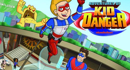 Nickelodeon: The Adventures of Kid Danger [New Series]