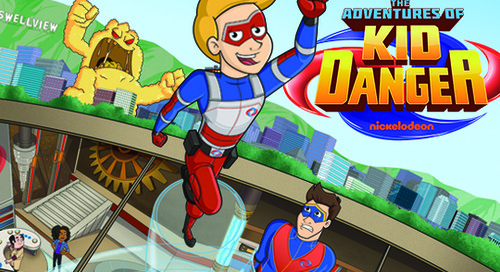 Nickelodeon: The Adventures of Kid Danger [New Series]