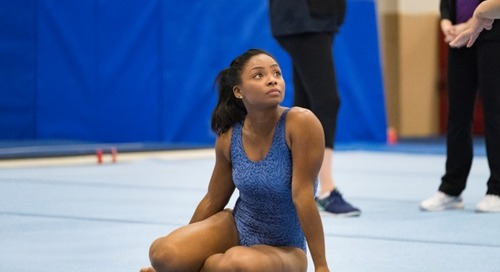 Lifetime Movies: The Simone Biles Story [Original Movie]