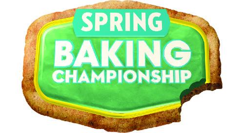 Food Network: Spring Baking Championship [Returning Series]