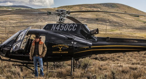 Paramount Network: Yellowstone [New Series]