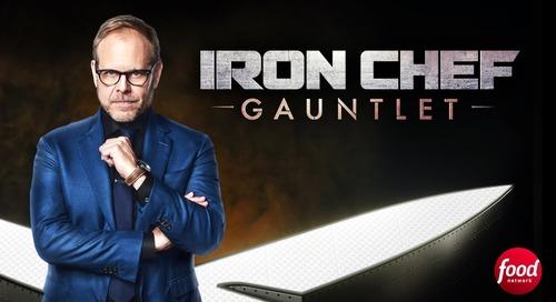 Food Network: Iron Chef Gauntlet [Returning Series]