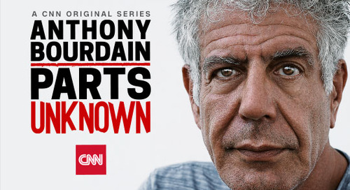 CNN: Anthony Bourdain Parts Unknown [Returning Series]