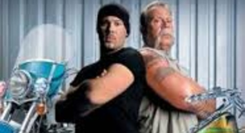 Discovery Network: American Chopper [Returning Series]