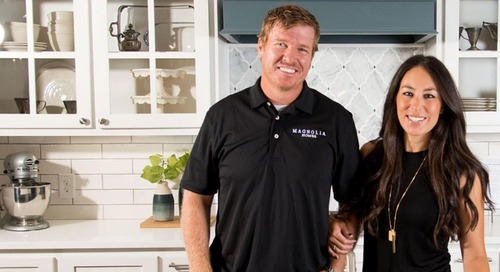 HGTV: Fixer Upper Behind The Design [New Series]