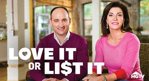 HGTV: Love It or List It [Returning Series]