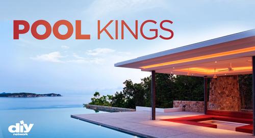 DIY: Pool Kings [Returning Series]