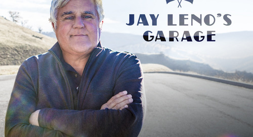 CNBC: Jay Leno's Garage [Returning Series]