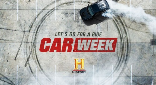 History Channel: Car Week [Returning Event]