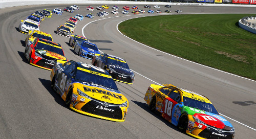 SPORTS: NASCAR [2018]