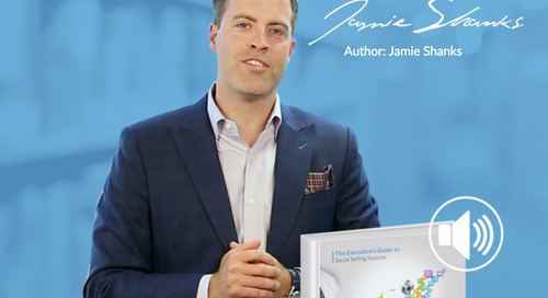 Audiobook: The Executive's Guide To Social Selling Success