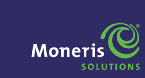 Moneris to work with Verifone as Exclusive Provider for its Countertop Terminal Solutions in United States