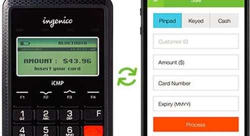 Moneris PAYD PRO empowers businesses to accept payments on the go