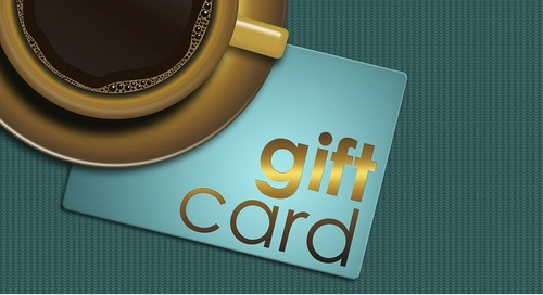 5 Ways to Kick your Gift Card Program Up a Notch