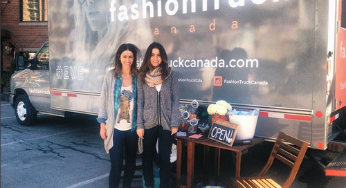 How Canada's First Cashless Fashion Truck Started Making Ground