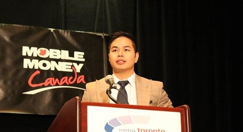 MasterCard's Nicolas Dinh: Mobile Payments and Mobile Wallet Success in Canada