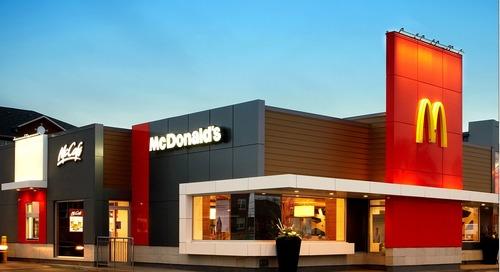 McDonald's: Great Food, Fast Transactions