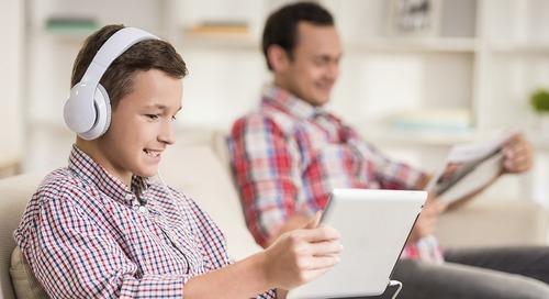 Comment un enfant de 12 ans peut gérer une entreprise à partir d'un iPad