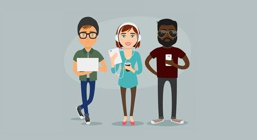 Apprenez la langue du millénaire: Comment les entreprises devraient cibler la génération Y