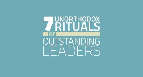 7 grands dirigeants et leurs habitudes extravagantes [Infographie]