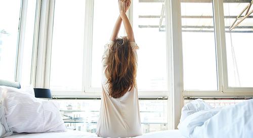 Voici 3 conseils pour vous lever du bon pied et attaquer la journée