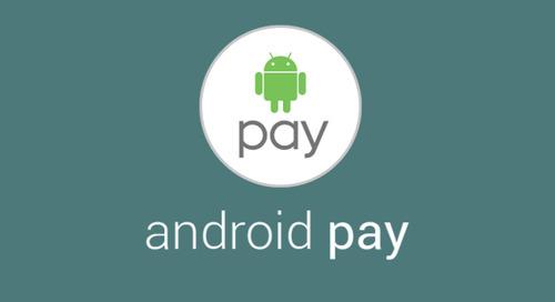 Payez avec votre appareil mobile grâce à Android Pay au Canada