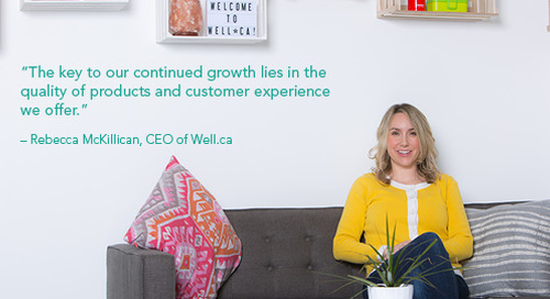 Merchant Scoop: Keeping Customers Happy – It's All in the Details ft. Well.ca