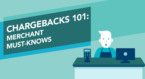 Chargebacks 101: Merchant Must-Knows [Infographic]