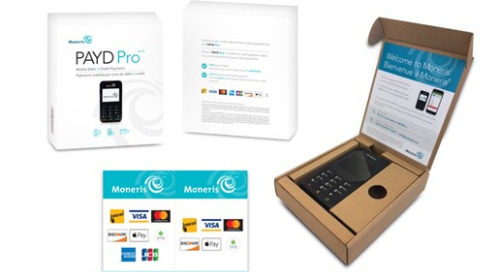 Moneris Announces PAYD Pro in Apple Retail