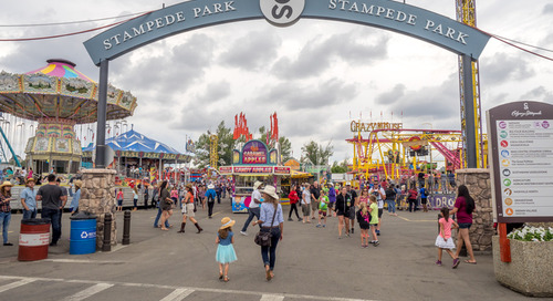 2013 Calgary Stampede boosts local spending in wake of recent floods