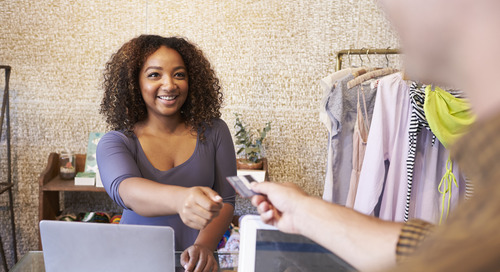 How to Accept Credit Card Payments In-Store