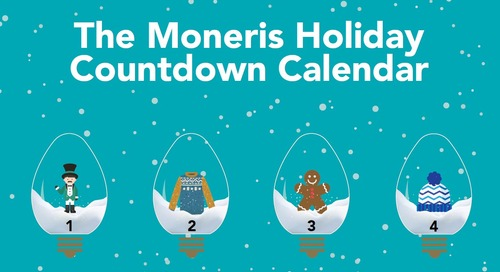 The Moneris Holiday Countdown Calendar