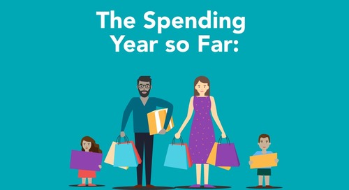 The Spending Year so Far: The Canadian Shopping Story to November 1st [Infographic]