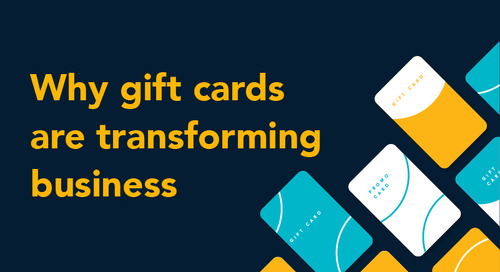 INFOGRAPHIC: How a Gift Card Program Can Benefit Your Business