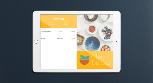 Run Your Small Business From Anywhere with iPad and the Moneris Retail Bundle