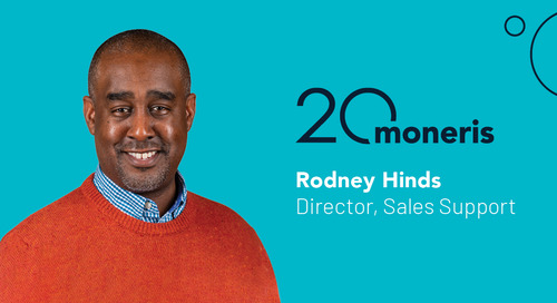 Employee Spotlight: Q&A with Rodney Hinds