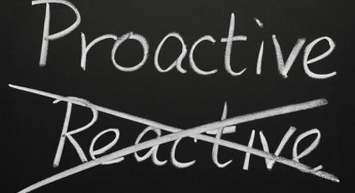Pourquoi être proactif est essentiel pour votre expérience clientèle