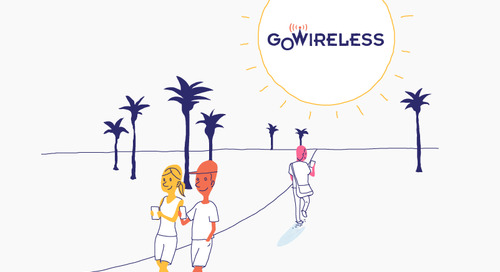 Go Wireless is Heating Up So-Cal With Fantastic Customer Experiences