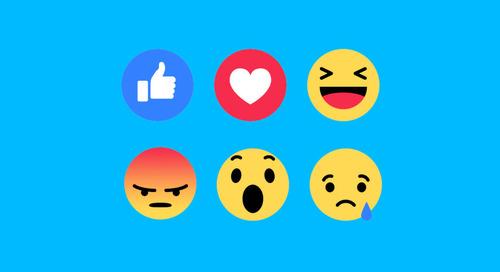 Que signifient les réactions de Facebook pour votre entreprise?