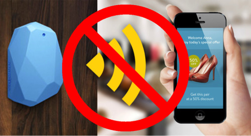 "Why Retail ""Beacons"" Are Doomed to Fail"