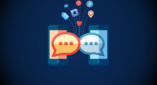 L'ascension des textos bouleverse le service à la clientèle
