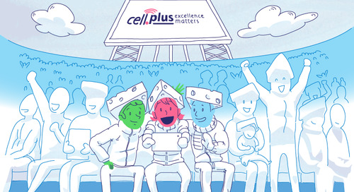 Cell Plus II is Warming Up Wisconsin With Beautiful Customer Experiences