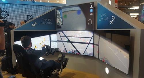 Mobile World Congress 2017: La 5G transformera le monde, et la vente au détail de services sans fil