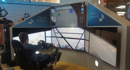Mobile World Congress 2017 Shows How 5G is Poised to Transform the World, and Wireless Retail
