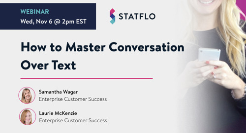 Webinar: How to Master Conversation Over Text