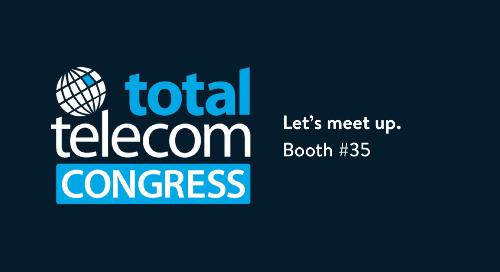 Statflo at Total Telecom Congress in London