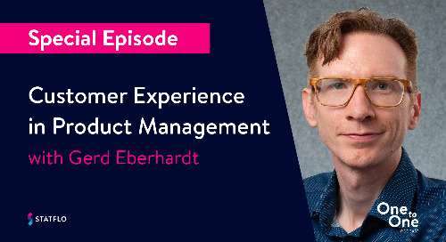 NTS Retail's Gerd Eberhardt on Customer-Focused Product Management