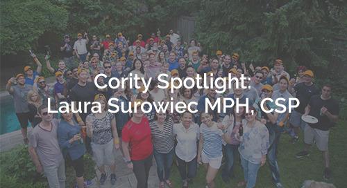 Cority Spotlight - Laura Surowiec