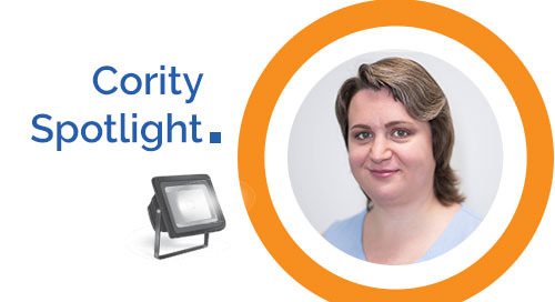 Cority Spotlight: Galina Nicorici