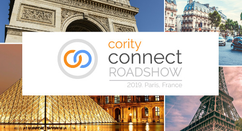 Cority Connect 2019 Paris Roadshow